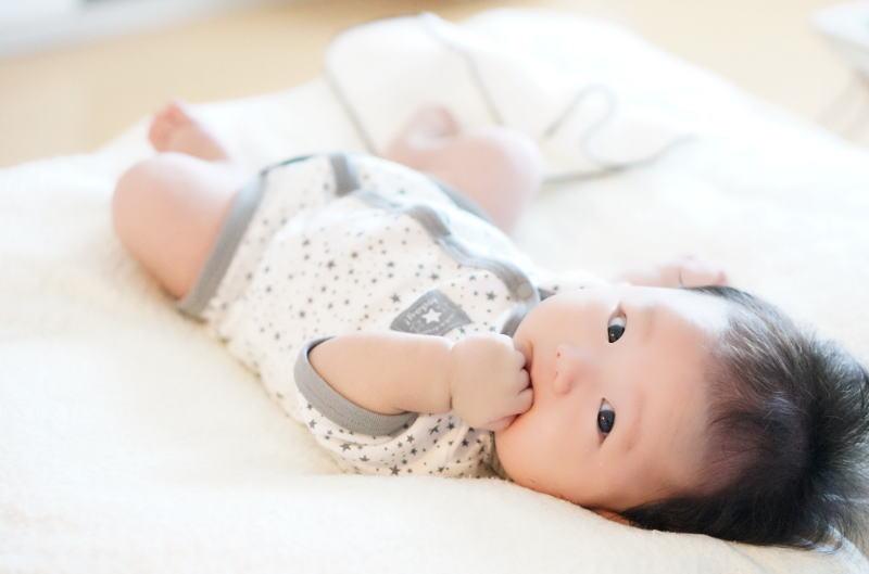 赤ちゃんの感染症