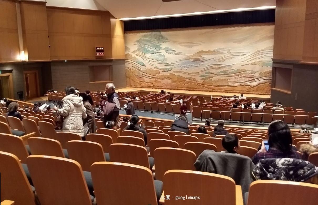 そぴあしんぐう大ホール