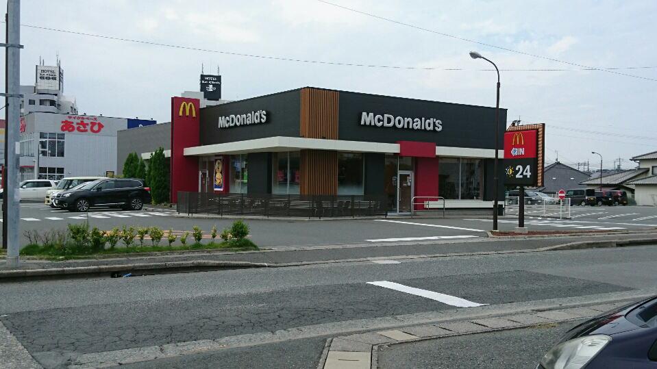 マクドナルド新宮店